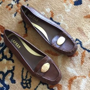 Size 10 must see new Lauren loafer flats!!